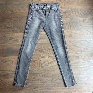 Versace v 1969 Italia abbigliamento jeans
